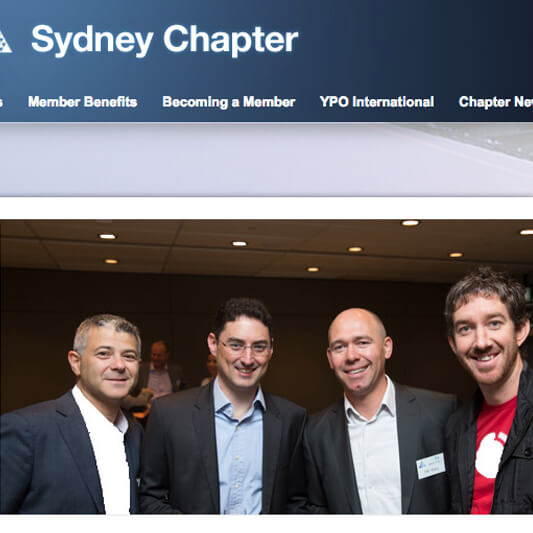 YPO Sydney Developers
